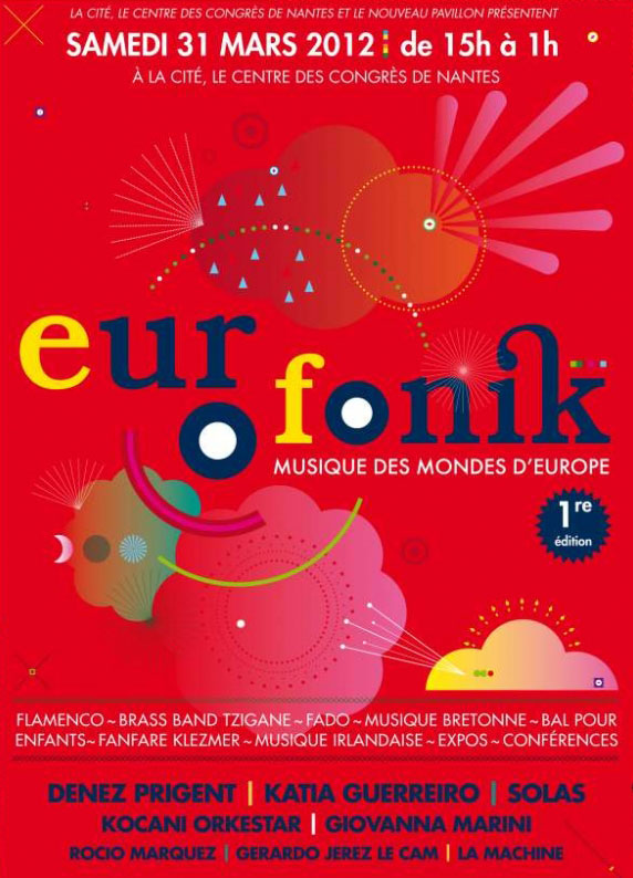1er festival eurofonik la cite centre des congres de nantes claire lextray attachee de presse musique du monde europe