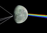 Création la face cachée de la lune – crédits Thierry walter