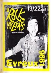 Festival le Rock dans tous ses états
