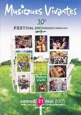 Festival Musiques Vivantes