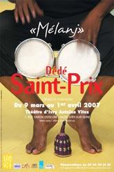 """""""Melanj"""" de Dédé Saint Prix"""