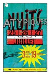 22 ème Festival Nuits des Nuits Atypiques de Langon