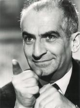 Portrait Louis de Funès