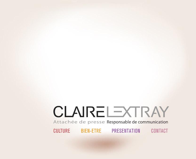 Claire Lextray - Attachée de Presse - Responsable de communication - Spécialisée en culture et bien-être